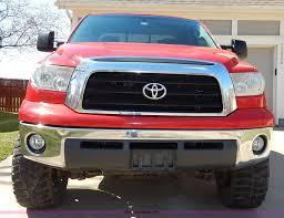 2007 toyota tundra sr5 double cab pickup truck item k7327