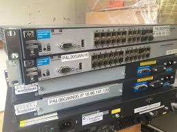 hp procurve switch 6200yl 24g yl gbic gigabit 24 ports 1gbe sfp