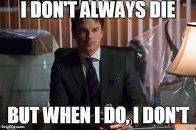 Arrow Meme - malcom merlyn green arrow know your meme
