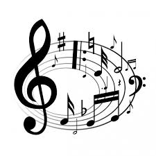Musical Note Decorations Christian Music Notes Clipart