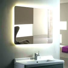 Lighted Vanity Mirrors For Bathroom Extraordinary Lighted Vanity Mirror Led Lighted Vanity Makeup