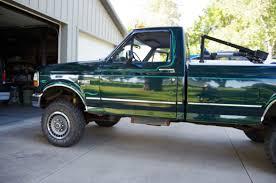 Ford Diesel Pickup Truck - 1994 ford f 350 xlt 7 3 liter turbo diesel pickup truck classic
