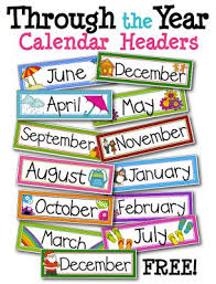 New Year Decoration For Kindergarten by Best 25 Kindergarten Calendar Board Ideas On Pinterest