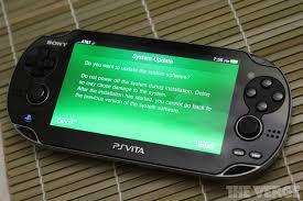 ps vita black friday 2017 playstation vita 3g wi fi sony the verge