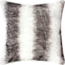 striped fur pillow promotion shop for promotional striped fur