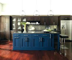 island in kitchen pictures navy blue kitchen island kitchen with blue cabinets wood