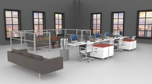 office benching systems systems for creative office spaces