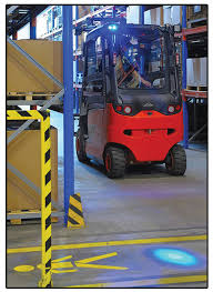 blue warning lights on forklifts a blue light can save lives wolter group llc
