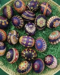 decorative easter eggs for sale painters create intricate easter eggs easter egg and egg decorating
