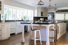 kitchen island and stools white kitchen island with backless black metal counter stools