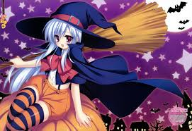 animated halloween desktop background anime halloween wallpapers wallpaper cave