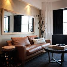 sydney italian leather sofa living room contemporary with wood