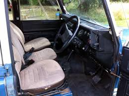 land rover 110 interior inventory