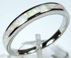 Opal Wedding Ring by Best 25 Opal Rings Ideas On Pinterest Opal Jewelry White Opal