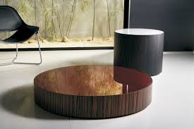 Modern Center Table For Living Room Contemporary Round Coffee Table U2013 Manchester Wood Contemporary