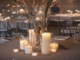 candle wedding centerpiece ideas on a budget archives 43north biz