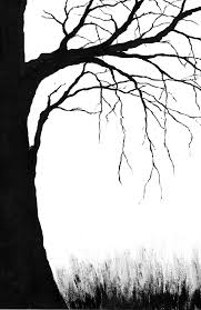 scary halloween clipart black and scary tree clipart u2013 101 clip art