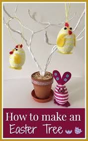 Homemade Easter Tree Decorations by 292 Best Easter Fun For Kids Images On Pinterest Easter