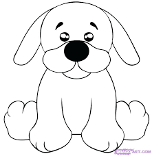 Coloriages Webkinz Step 5 How To Draw A Black Lab Puppy Pages De