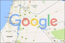 israel google google removes palestine from google maps to be replaced by israel ibex