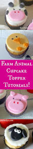 best 25 farm animal cupcakes ideas on pinterest cow cupcakes