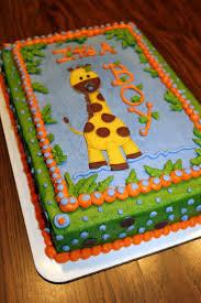 giraffe themed baby shower 12 giraffe themed sheet cakes photo baby shower giraffes cake