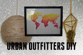 Home Decor Like Urban Outfitters Diy Room Decor Urban Outfitters Inspired Youtube