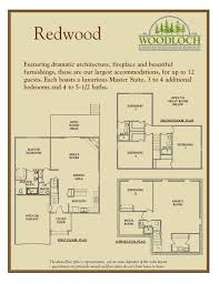 home floor plans with pictures woodloch guest homes woodloch resort
