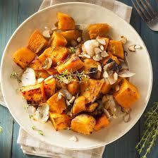 patate douce cuisine recette patates douces sautées légèrement caramélisées