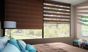 Hunter Douglas Blind Pulls Hunter Douglas Designer Banded Shades