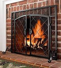 8 best fireplace screens images on places