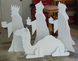Outdoor Christmas Decorations Wood Patterns by 21 Best Nativity Scene Images On Pinterest Christmas Ideas