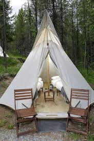 glamping tent rental teepee u0026 tipi rentals under canvas