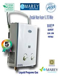 gas tankless water heater see image traditional tank water