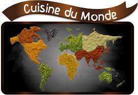 la cuisine du monde le monde façon cocktail dînatoire de 18h00 à 20h00 ce cours est