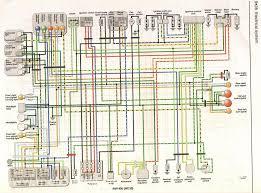 cbr 600 wiring diagram honda motorcycle wiring diagram wiring for