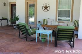 front porch reveal and a history of clutter domestic imperfection