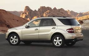 2007 mercedes suv 2007 mercedes m class information and photos zombiedrive