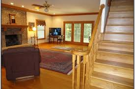 best paint colors with oak trim to create natural feel in