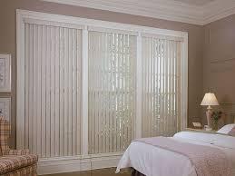 insulated vertical blinds for sliding glass doors custom
