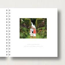 anniversary album personalised 30th pearl anniversary album by designed
