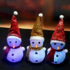 popular lighting snowman buy cheap lighting snowman lots from