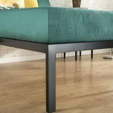 High Platform Beds Greenhome123 Heavy Duty 18 Inch High Rise Metal Platform Bed Frame