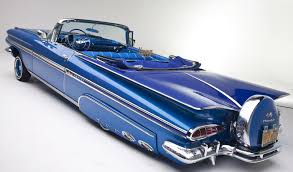 Picture Of Chevy Impala 1959 Chevrolet Impala Convertible Lowrider By Vertualissimo On