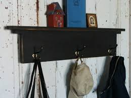 entryway shelf with hooks photo effortless entryway shelf with