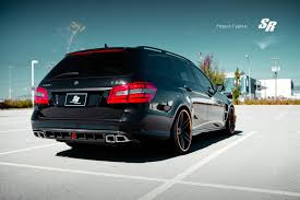 bagged mercedes wagon sr auto group u0027s mercedes benz e63 amg u201cproject cyphur