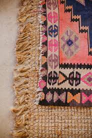 Cheap Kilim Rugs Styling Tips Layering Rugs 4 Ways Erika Brechtel