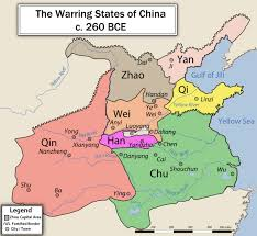 China On The Map by
