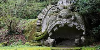 Fake Rocks For Gardens by Bbc Travel Italy U0027s Mysterious Garden Of Monsters