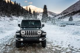 jeep wrangler snow 2018 jeep wrangler first look dissecting the anatomy of a 21st